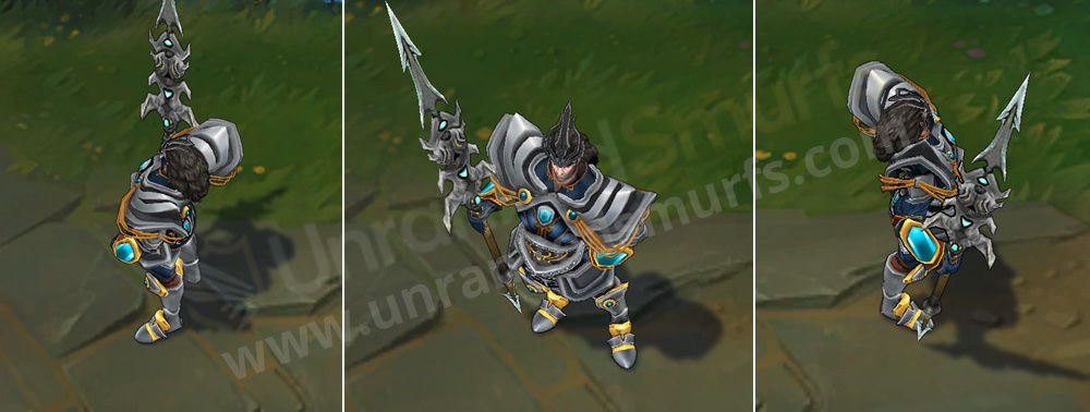 Victorious Jarvan League of Legends Skin
