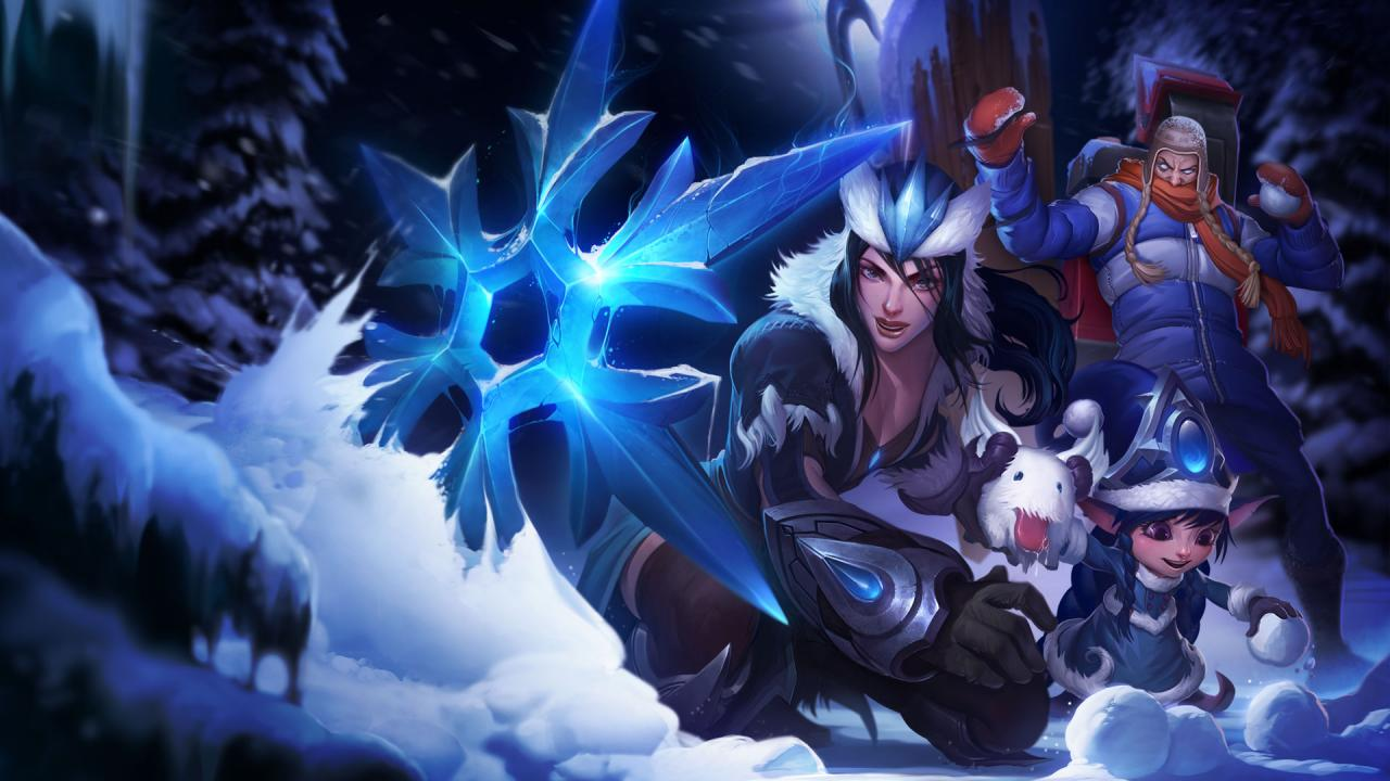 league of legends smurf gift